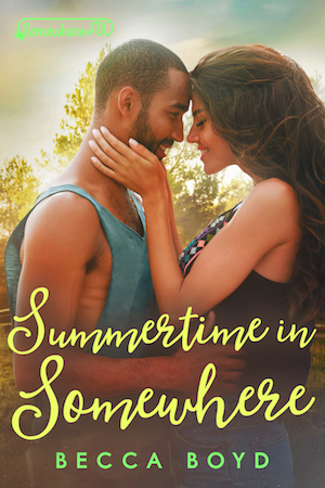 Summertime in Somewhere by Becca Boyd