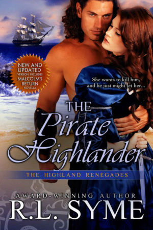 The Pirate Highlander by R.L. Syme