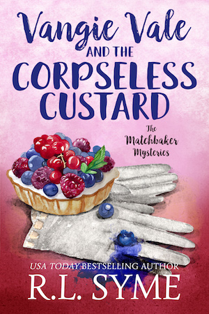 Vangie Vale and the Corpseless Custard by R.L. Syme